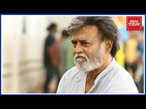 Pro-Tamil Groups Stage Massive Protest Against Rajinikanth's House