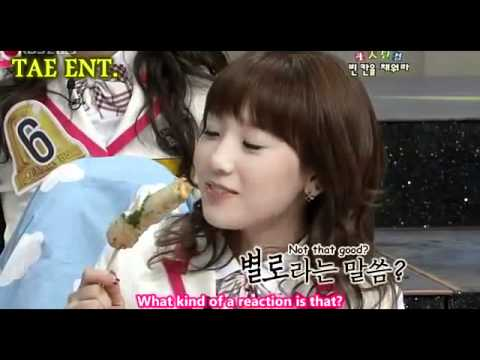 SNSD Taeyeon Funny Funny