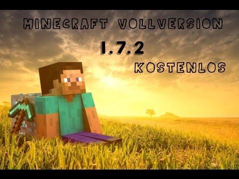 Minecraft 1.7.2 Vollversion Kostenlos Downloaden Crack (German Tutorial)