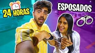 24 HORAS ESPOSADOS CON LA EX NOVIA DE MI MEJOR AMIGO