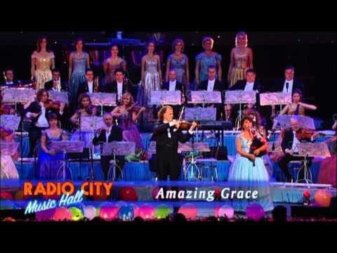 Andre' Rieu 2006 NewYork Memories Libiamo & Amazing Grace