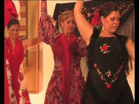 Sevillanas Para Bailar - El Adiós - Parte 10