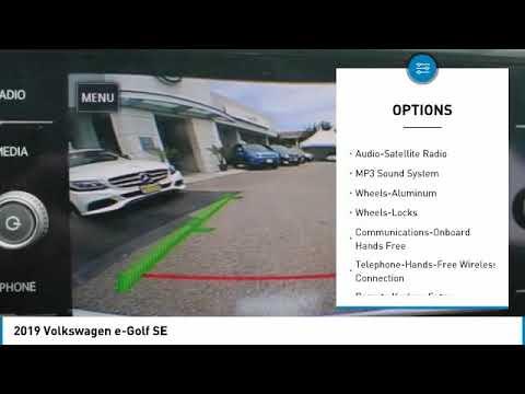 2019 Volkswagen e-Golf Woodland Hills CA N2232