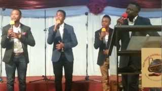 Dube Brothers in Swaziland High Praise