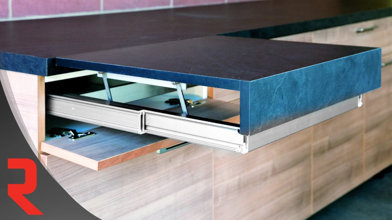 m canisme d 39 extension de table opla top youtube. Black Bedroom Furniture Sets. Home Design Ideas