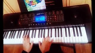 """Индийская музыка из к/ф """"Танцор Диско"""" piano indian music Джимми Джимми """"Disko Dancer"""""""