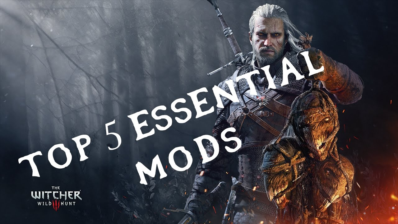The Witcher 3 Addons
