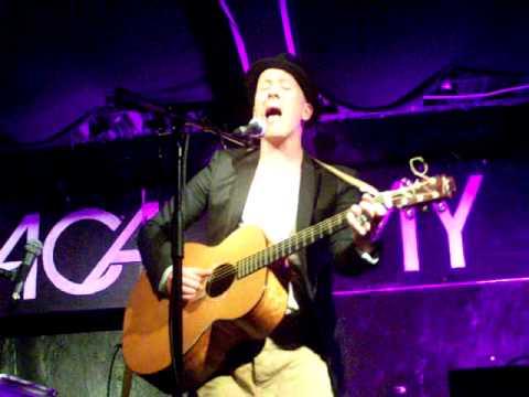 Foy Vance Live Academy 2, Dublin- Don't Please Yourself