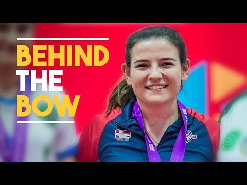 Cassidy Cox: I like beating the boys | Behind the Bow