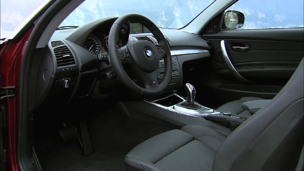 redesigned 2012 bmw 135i coupe exterior and interior