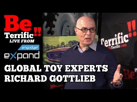 Global Toy Experts Richard Gottlieb at Endgadet Expand