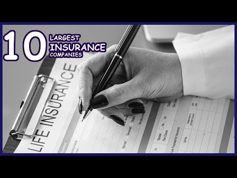 10 Largest Insurance Companies In The World 2018-2019