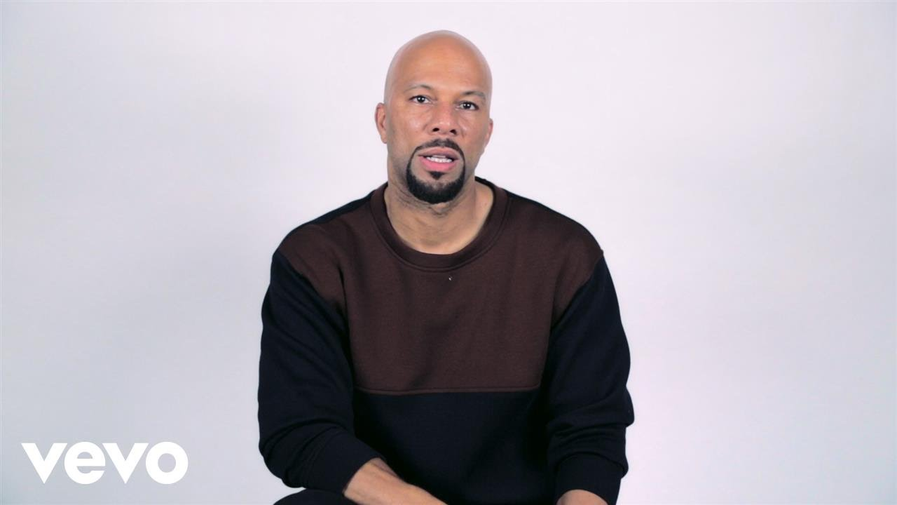 Common - Why I Vote
