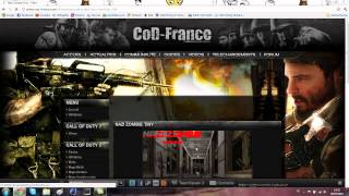 Jouer aux Nazis Zombie Custom sur Call of Duty 5 WaW CRACK + Installation Map Zombie