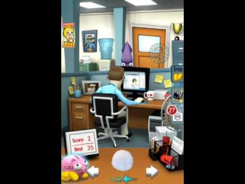 Let's Play Office Jerk-Geraldine Part 1