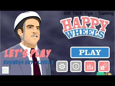 Let 39 s play happy wheels segway guy level 1 ios - Let s play happy wheels ...