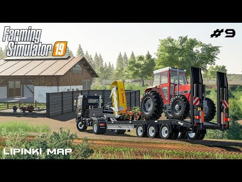 Building cow shed and new equipment | Small Farm | Farming Simulator 2019 | Episode 9 thumbnail