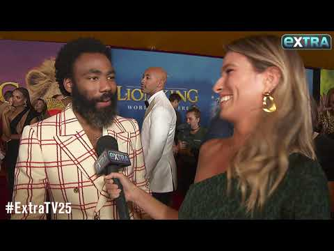 Donald Glover on Working with Beyoncé and His Surprise Favorite 'Lion King' Song