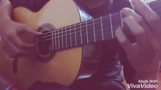 Yuki No Hana - Guitar solo