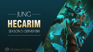 League of Legends -  Hecarim (Season 5: BR)