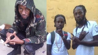 Popcaan & Quada R0BBED Him Of His CONTRACT Because Of Mavado  & Popcaan FE%D
