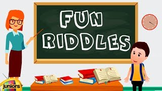 English Riddles With Answers   Riddles And Brain Teasers For Kids   Funny Riddles   Mango Juniors