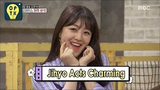 "Video [Oppa Thinking - TWICE] The Rest Of Members Says ""Jihyo Is The Cutest"" 20170527 download MP3, 3GP, MP4, WEBM, AVI, FLV Januari 2018"