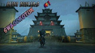 Mini ninjas #1 Обучение. SG (Одиночные игры)