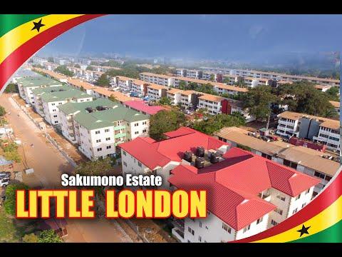 Little London Estate In Accra,Ghana