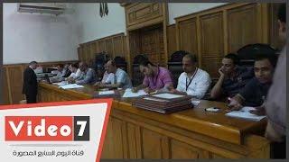 بالفيديو.. إقبال ضعيف من مرشحى انتخابات مجلس الشعب القادم على محكمة شمال القاهرة