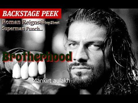 Brotherhood Mankirt Aulakh Ft. Singga | Wwe Roman Reigns WhatsApp Status In Punjabi