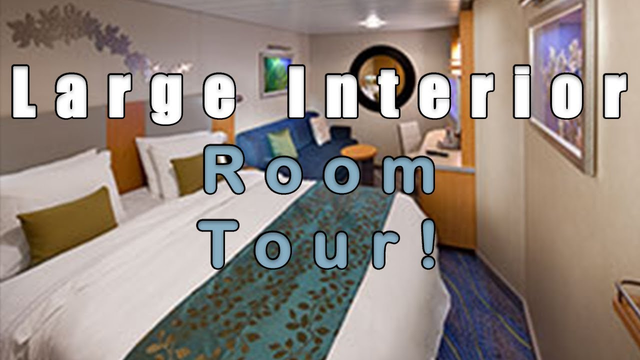 Allure Of The Seas 2018 Room Tour Youtube