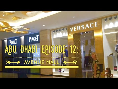 Best of Abu Dhabi Episode 12: Avenue Mall Etihad Towers by HourPhilippines.com