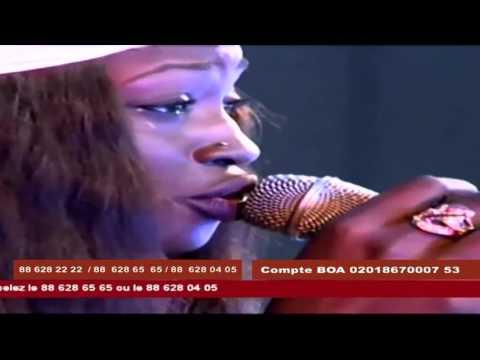Youssou Ndour ft Leycha Diop au grand théâtre - 03 avril 2016