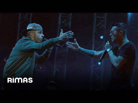 Kevin Roldan y Nicky Jam En Vivo (Conciertos)