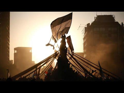Tres muertos y tres días consecutivos de violencia en Chile