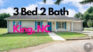 🎉Just Listed 🎉 3 Bed 2 Bath 515 Dalton Road W King NC 27021