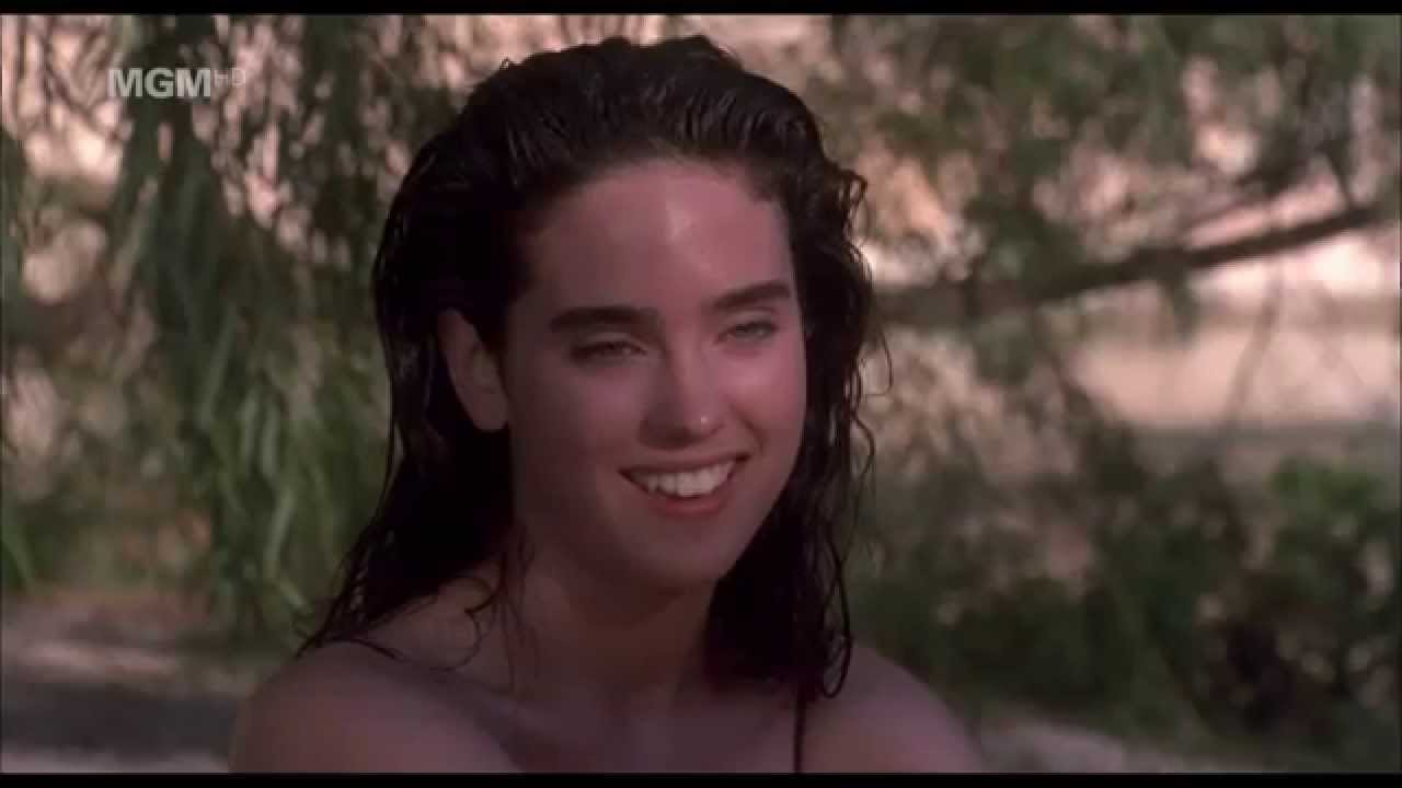 Jennifer Connelly BIKINI - The Hot Spot 1990 - YouTube