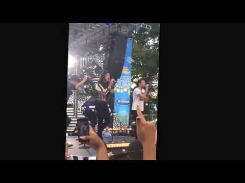 Drag Me Down Soundcheck - One Direction GMA - August 4, 2015