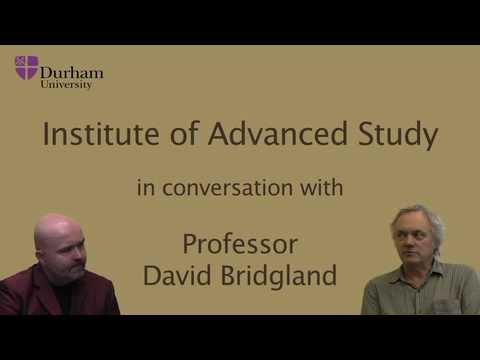 Time in conversation with Prof David Bridgland