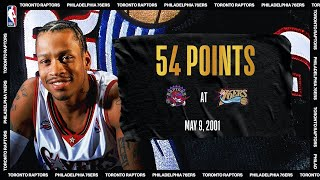 The Answer Drops 54 PTS To Lead Sixers   #NBATogetherLive Classic Game