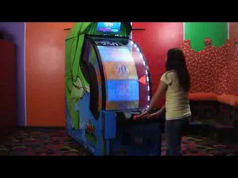 Видео Игровой автомат wheel of wealth