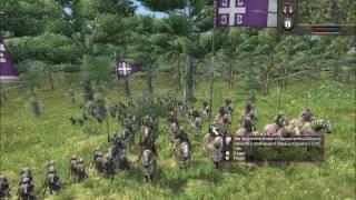 Medieval II Total War Online Battle #69: Aztecs vs Byzantines