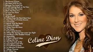 Download LAGU INI ENAK BANGET ~Celine Dion~ Greatest Hits  My Heart Will GO on; I Drove All Night