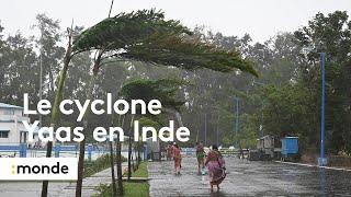 Le cyclone Yaas en Inde fait au moins cinq morts