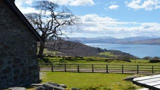 Achleanan Farmhouse, Nr Sound of Mull, Argyll | Unique Cottages