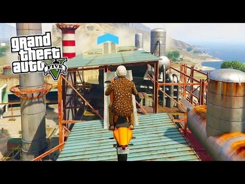 GTA 5 Next Gen - Epic Stunts & Fails! Awesome GTA 5 Open Lobby Playlist! (GTA 5 Funny Livestream)