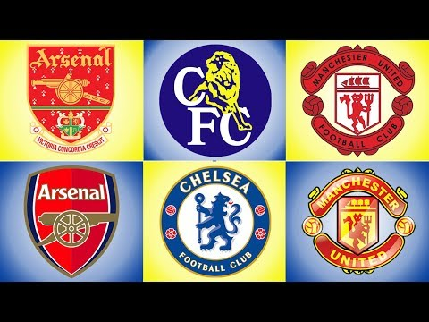 The History And Evolution Of The Premier League Club Badges