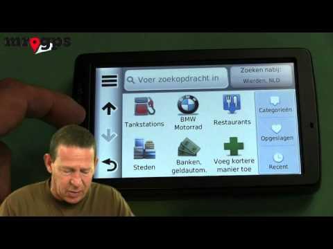 bmw navigator v voorbode van de zumo 770 youtube. Black Bedroom Furniture Sets. Home Design Ideas