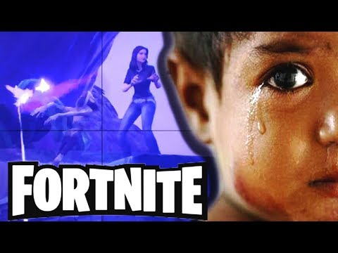 THE THUMBNAIL SAYS IT ALL | Fortnite Part 3